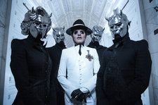 Ghost Waltzes to Third Mainstream Rock Songs No. 1 With 'Dance Macabre'