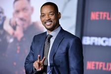 Watch Will Smith Bungee Jump Over the Grand Canyon