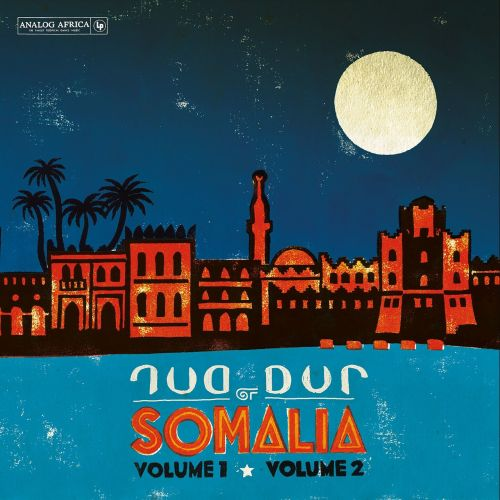 Analog Africa Digs Into Retro Somali Funk Group Dur-Dur Band's Deep Cuts