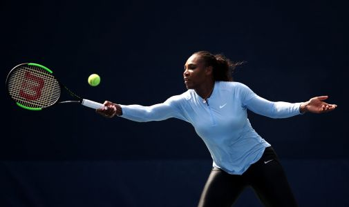 """Serena Williams on Her First US Open Match as a Mother: """"I Have More Fire in My Belly"""""""