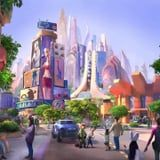 Shanghai Disney Announced a New Zootopia Land, and I, a Grown Woman, Am Delighted