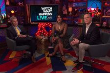 Priyanka Chopra Talks Marriage, Double-Dates With Miley Cyrus & Liam Hemsworth On 'WWHL'