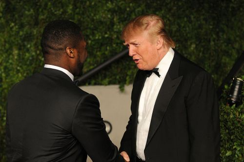 "50 Cent Endorses Donald Trump: ""I Don't Care Trump Doesn't Like Black People"""