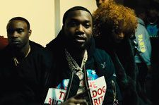 Meek Mill Emerges Victorious in Gritty 'Intro' Video: Watch