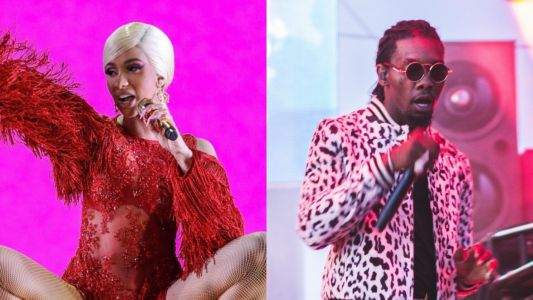 Offset Crashed Cardi B's LA Show to Beg Forgiveness and Cardi Was Pissed