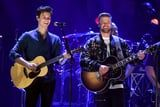 Justin Timberlake and Shawn Mendes Performed a Sexy Duet, and BRB While We Try to Find Our Chill