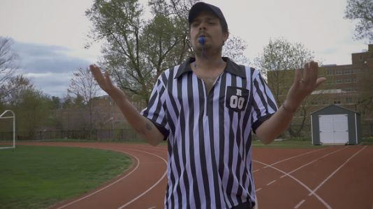 Jeff Rosenstock Referees A Three-Legged Race For 'All This Useless Energy' Video