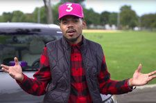 Chance the Rapper Surprises Chicago Riders in New 'Undercover Lyft' Episode