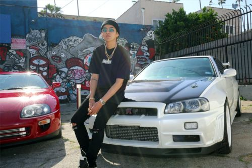 Kris Wu Likes Cars Almost as Much As He Likes Rap