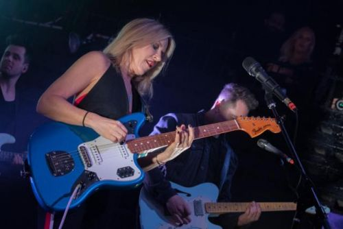 Liz Phair brings joy and buoyancy to sold-out Mohawk show
