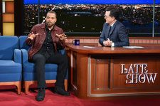 Method Man Says He Doesn't Turn Off 'Rapper Mode' in His Acting Career On 'Colbert': Watch