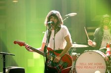 "Watch Courtney Barnett Do ""Crippling Self Doubt and a General Lack of Self Confidence"" on ""Seth Meyers"""