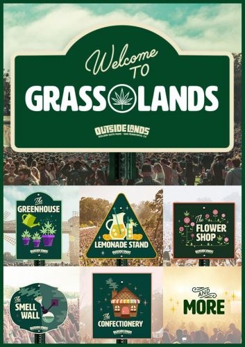 Outside Lands embraces cannabis culture with new Grass Lands area