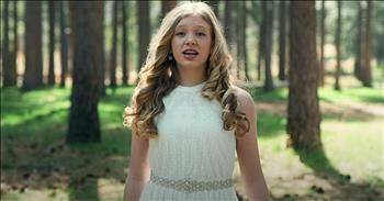 'Amazing Grace ' Cover From 15-Year-Old Lyza Bull