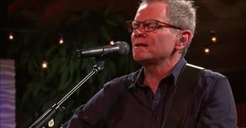 'His Strength Is Perfect' Steven Curtis Chapman Live Performance