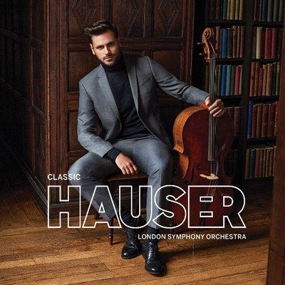 HAUSER Makes His Sony Classical Solo Debut With The Release Of New Album, CLASSIC, Available Everywhere Now