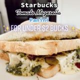 This TikToker Re-Creates Starbucks Sandwiches at Home So You Don't Have to Wait in Line