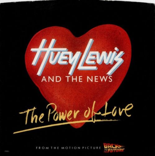 """The Number Ones: Huey Lewis And The News' """"The Power Of Love"""""""