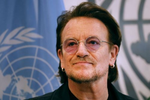 """Bono Shares """"60 Songs That Saved My Life"""" For His 60th Birthday"""