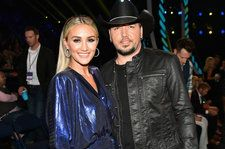 Jason Aldean & Wife Brittany Expecting Second Child: See the Sweet Announcement