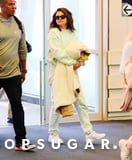 """Selena Gomez's Mint-Green Sweatsuit Has Me Singing """"So Fresh and So Clean Clean"""""""