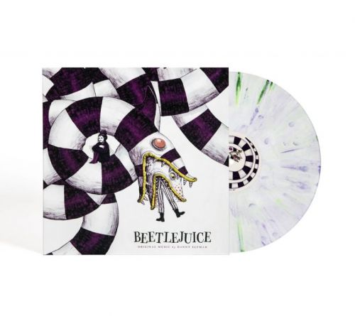 Beetlejuice soundtrack to receive 30th anniversary reissue