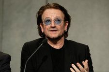 U2's Bono Meets With the Pope, Says Francis Is 'Aghast' About Catholic Church Sex Abuse