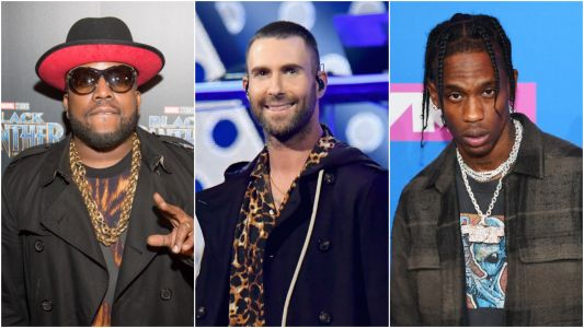 Travis Scott and Big Boi Will Join Maroon 5 at the Super Bowl