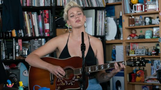 Betty Who: Tiny Desk Concert