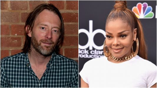 Radiohead and Janet Lead Rock & Roll Hall of Fame Class of 2019