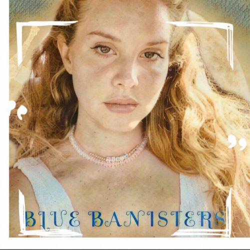 Lana Del Rey Announces Yet Another New Album Blue Banisters Out July 4