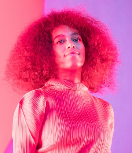 Solange's New Performance Art Installation Is a Peaceful Oasis