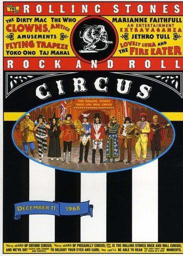 Album/Film Reviews - Rolling Stones' Rock & Roll Circus, Plus Richard Heyman & the Forty-Fours