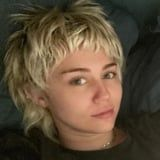 One Way or Another, Miley Cyrus Makes Her New Blondie-Inspired Mullet Bowl Cut Work