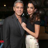 Surprise! George and Amal Clooney Will Reportedly Attend the Royal Wedding