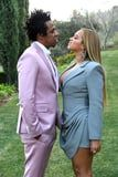 Beyoncé and JAY-Z Mean Business in Their Suited-Up Appearance at a Pre-Grammys Brunch