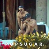 Zac Efron and His Brother, Dylan, Both Went Shirtless on Vacation, and It's Making Me Sweat