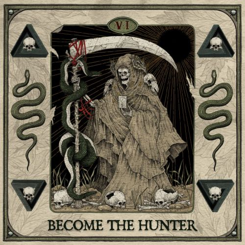 Suicide Silence announce new album Become the Hunter, reveal cover art and tracklist