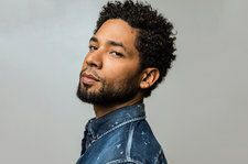 Jussie Smollett Back on 'Empire' Set After Posting Bail