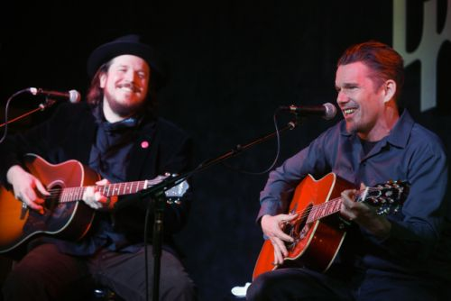 Ethan Hawke, Ben Dickey to celebrate 'Blaze' at Waterloo Records