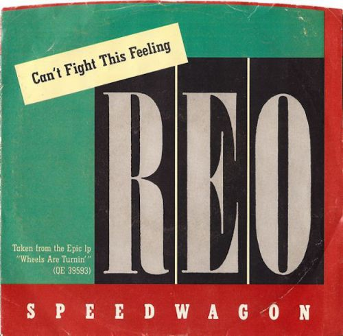 "The Number Ones: REO Speedwagon's ""Can't Fight This Feeling"""