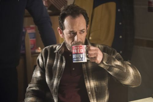 The Final Riverdale Episode Luke Perry Filmed Is Airing This Week