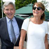 PSA: Kate Middleton's Parents Are Every Bit as Adorable as Their Daughter