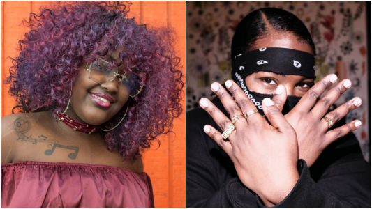 Robert Christgau on CupcakKe's Literotica and Leikeli47's Smokescreens