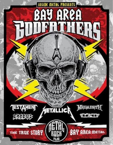 METALLICA, MEGADETH, EXODUS And Y&T Members Featured In 'Bay Area Godfathers' Documentary