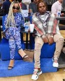 Have Mercy! Chloe Bailey Sits Courtside With Gunna in the Hottest Bodysuit