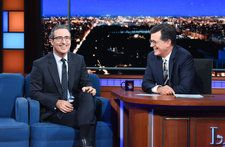 John Oliver Says Beyoncé Was Edited Into 'Lion King' Cast Photo & Even Her 'Future Presence' Was Intimidating