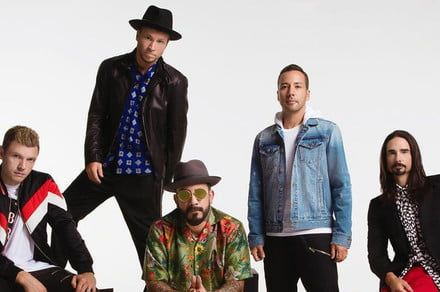 The Backstreet Boys are back, and their new single is. a banger?