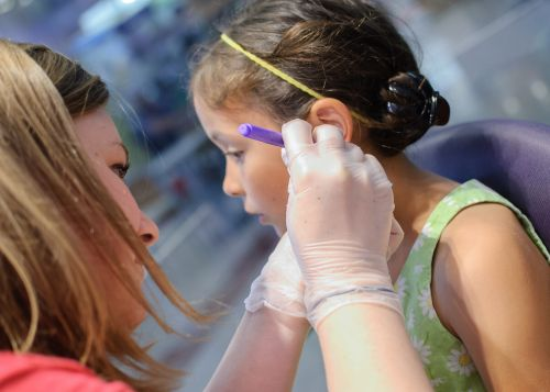 I Took My 8-Year-Old Daughter to Get Her Ears Pierced, but the Store Employee Refused to Do It