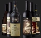 This Wine Gives Details of Criminals' Pasts on the Bottles, and Yep, It's Perfect For Halloween